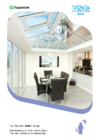 Pilkington conservatories
