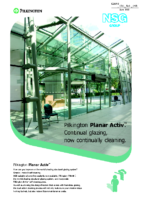 Pilkington Planar Activ Data Sheet