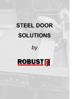 Robust Steel Door