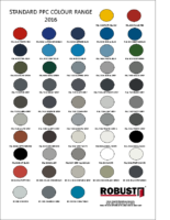 Robust Standard Colours