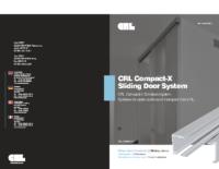 CRL Sliding Door System