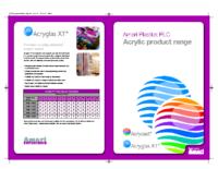 Amari Acrycast Product Range