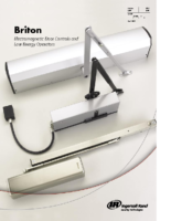 Briton Electro magnetic door controls