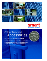 Smart Colour Matched Accessories
