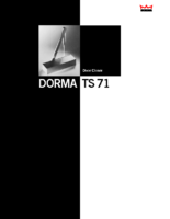 093 DORMA TS71 Door Closer
