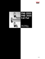 PHB3000 Modular Touch Bars