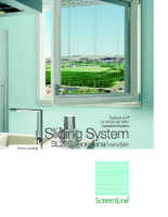 Screenline Sliding System