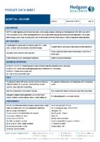 Silfix-U9-colours-product-data-sheet